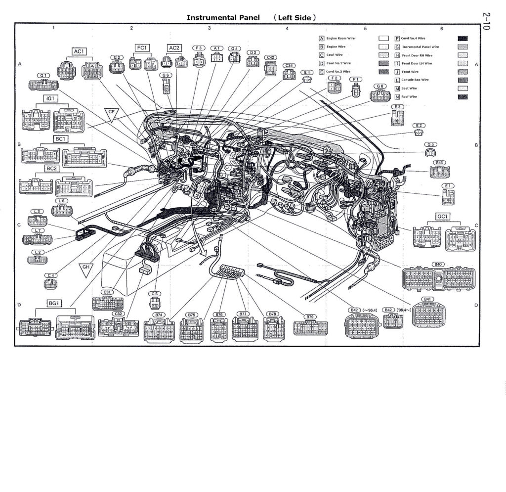Toyota Aristo 2jz Wiring Harness Diagram Schematics Diagrams Supra Ecu Vvt I Pinout Get Engine