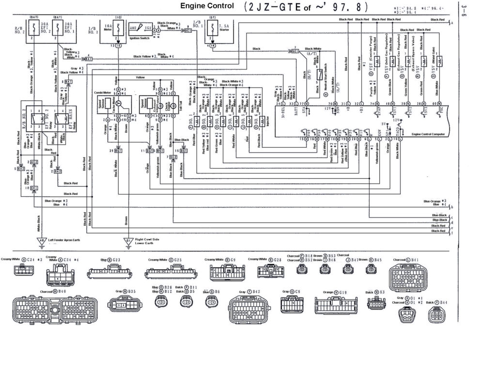 2jz Gte Toyota Ignitor Wiring Free Download Wiring Diagrams Pictures