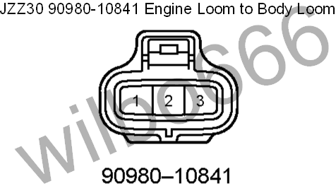 1202170727 JZZ30 90980 10841 Engine Body Pinout wilbo666 [licensed for non commercial use only] mirror 1jz gte 1jz engine wiring diagram at eliteediting.co