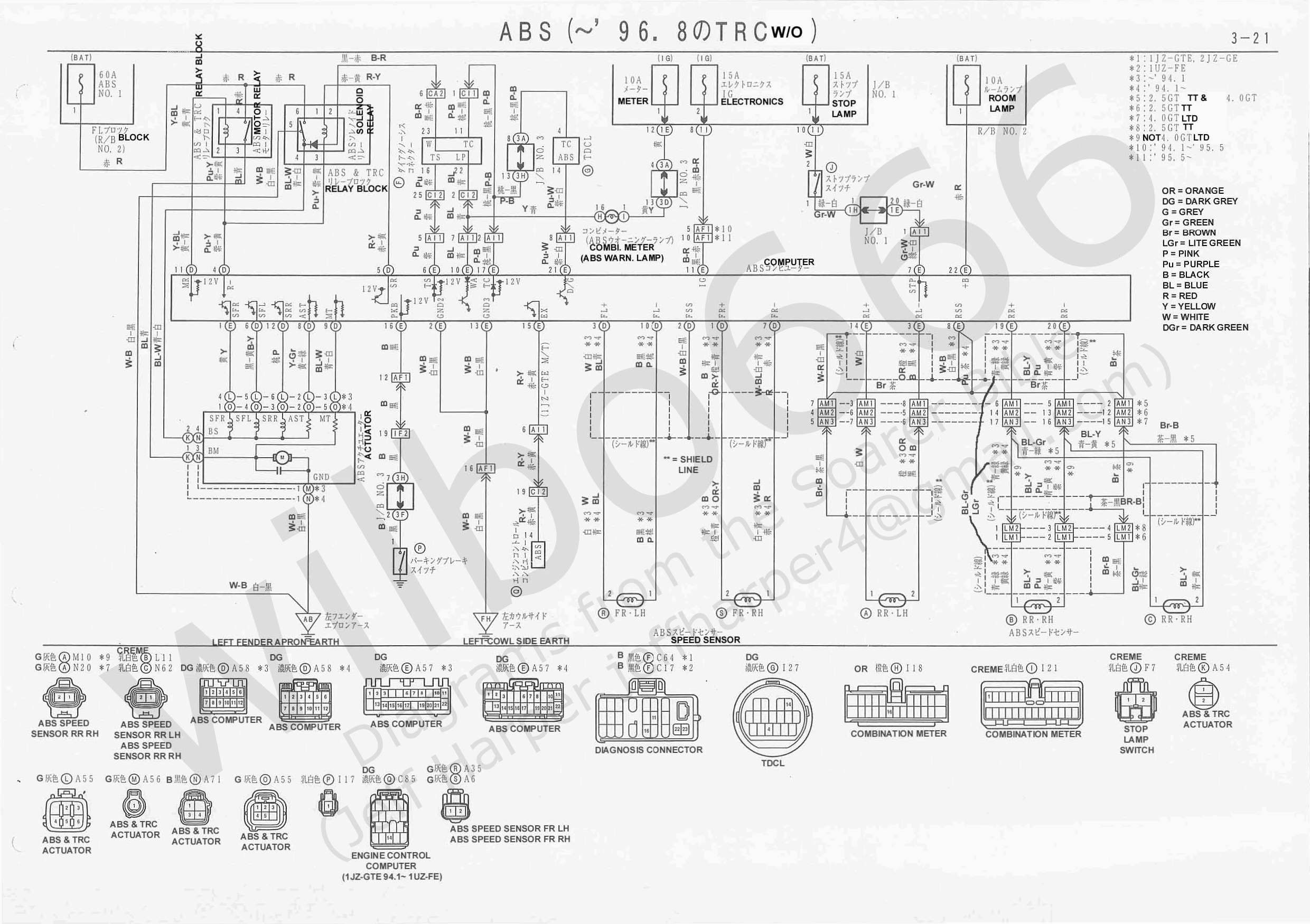 xZZ3x Electrical Wiring Diagram 6737105 3 21 wilbo666 [licensed for non commercial use only] mirror 1jz gte 1jz wiring diagram at soozxer.org
