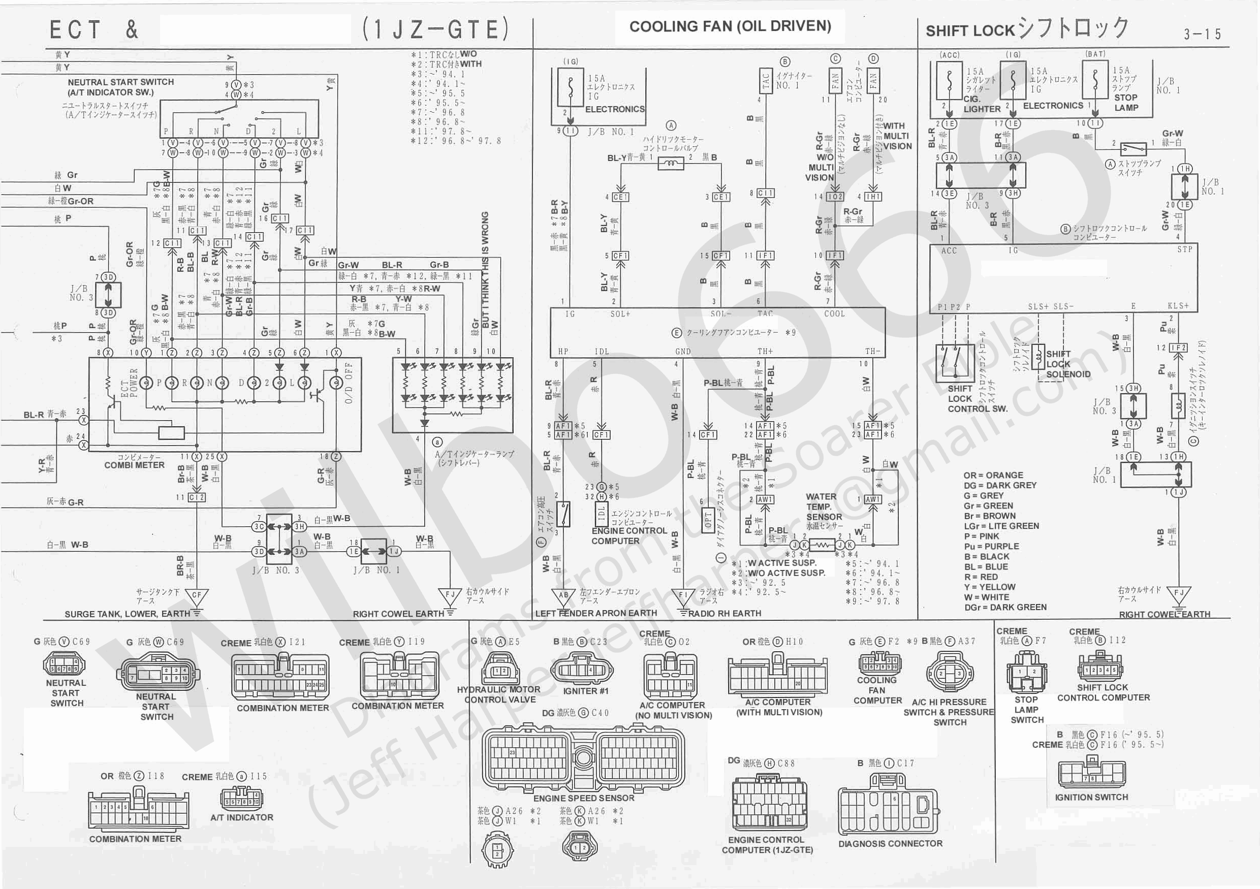 1jz Gte Wiring Diagram 22 Images Diagrams Denso Alternator Free Picture Xzz3x Electrical 6737105 3 15 Voltage Regulator